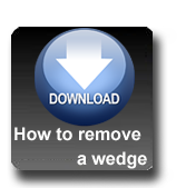 Download - How to remove a wedge